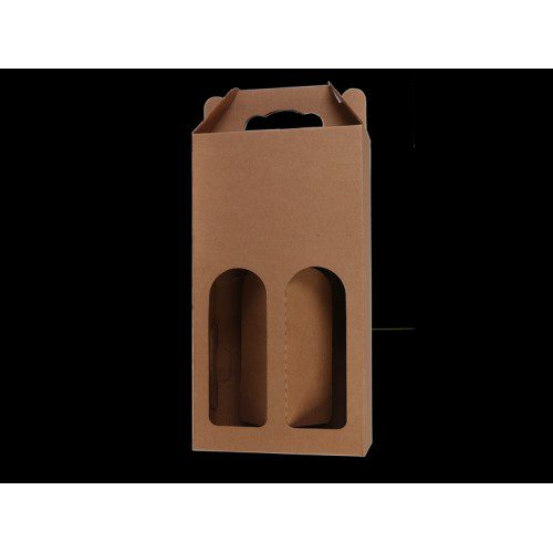 2 Wine Gift Box Carrier