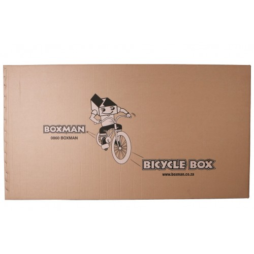 Bicycle Box DWB (Double Wall Board)
