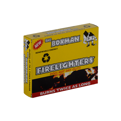 Eco-Friendly Firelighters
