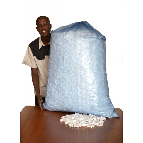 Polystyrene Worms Large bag