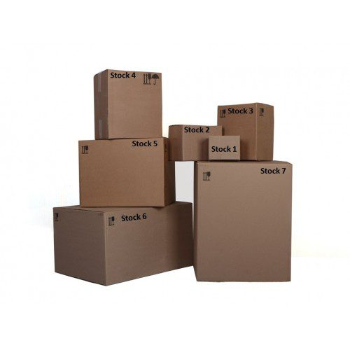 Stock 2 SWB (Single Wall Board) - 200 Units and above
