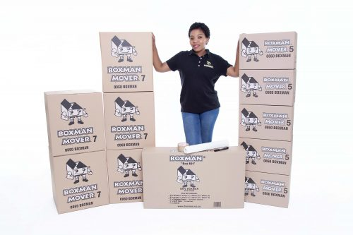 All in one Box Kit to move a one bedroom apartment